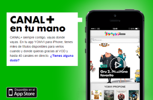 Descargar yomvi para iphone